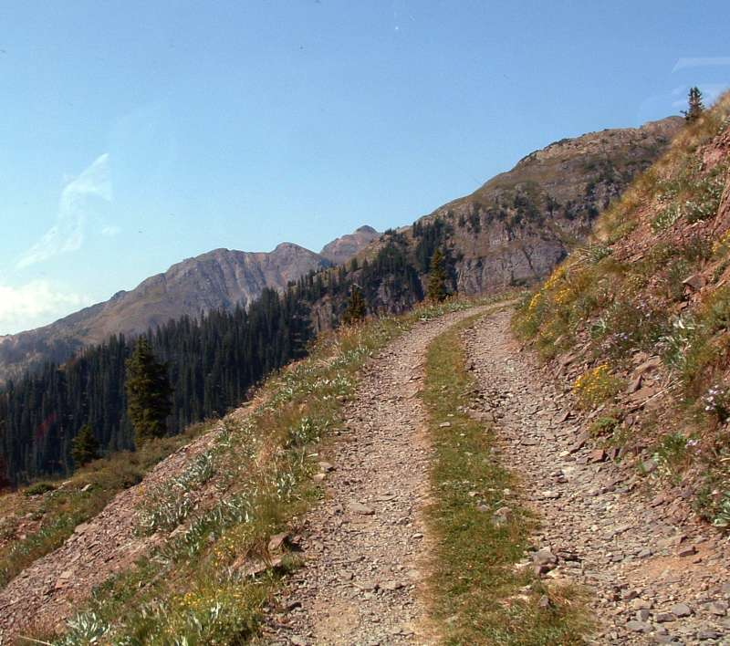 A 4×4/off Road Trail To The Bullion King Mine-Chapter 1