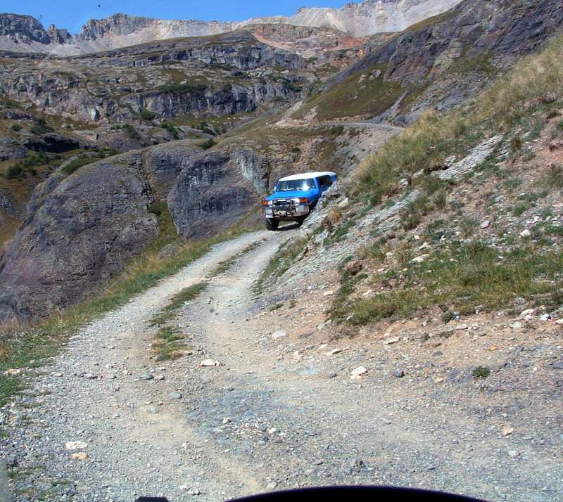 A 4×4/off Road Trail To The Bullion King Mine-Chapter 2