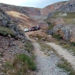 Go Rock-hounding up this 4x4 trail