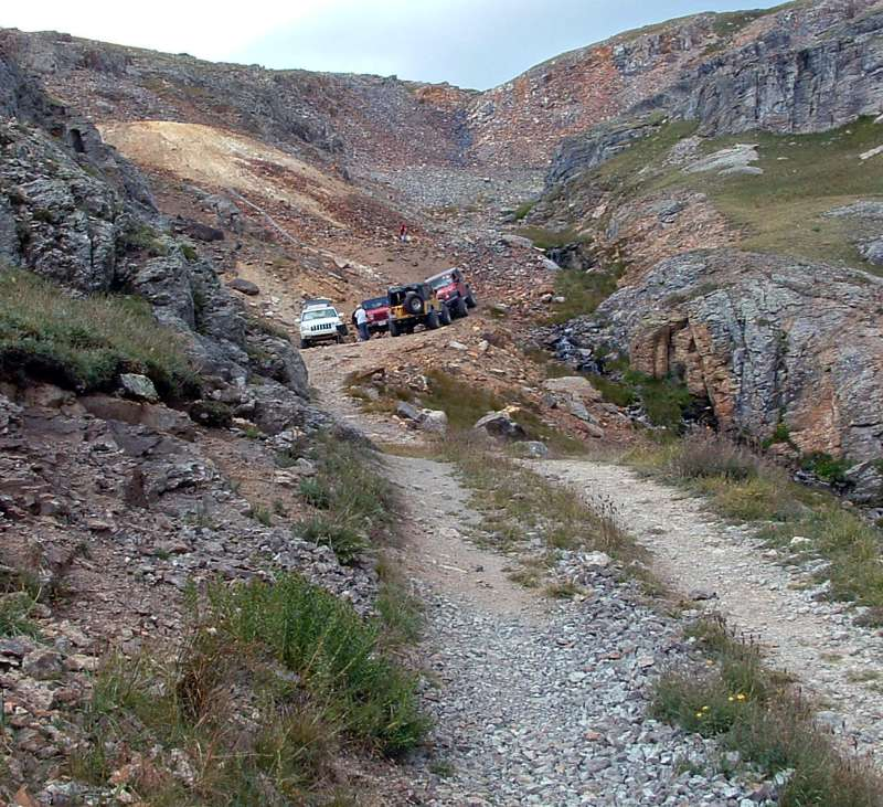 A 4×4/off Road Trail To The Bullion King Mine-Chapter 3