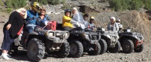 All should have the right to enjoy the High Country! on foot by ATV or 4X4!