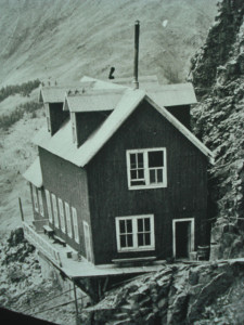 Old Hundred Boarding House c 1907