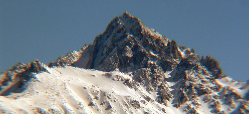 Mt Sneffels Sniffles san juan mountains Colorado